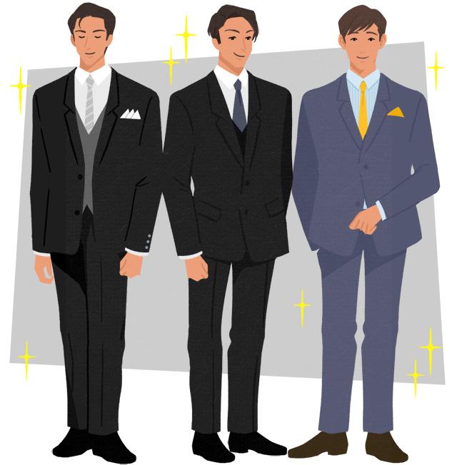 男性必見!結婚式二次会の服装マナー | 結婚ラジオ | 結婚