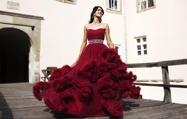 秋 ドレス