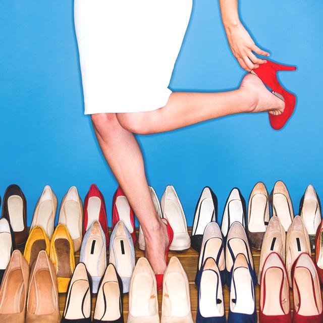 結婚式お呼ばれの靴、ヒールの高さや太さってどれくらい