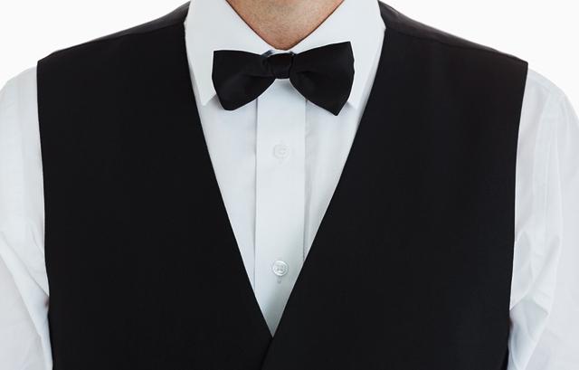 34c71f8cc7bf0 お洒落な結婚式蝶ネクタイの着こなし術&マナー 男性ゲスト  | 結婚 ...