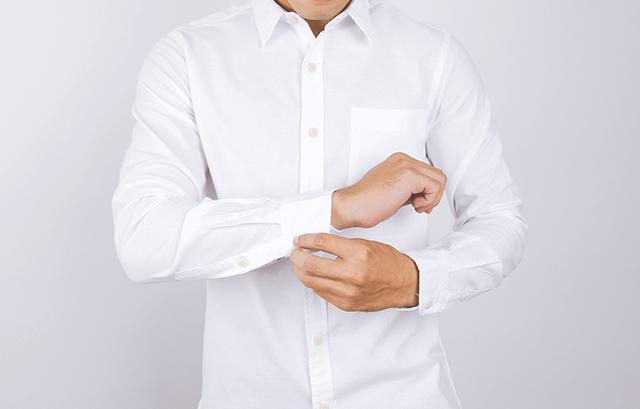 結婚式にふさわしいワイシャツって?