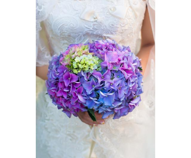 「紫陽花 ブーケ」の画像検索結果