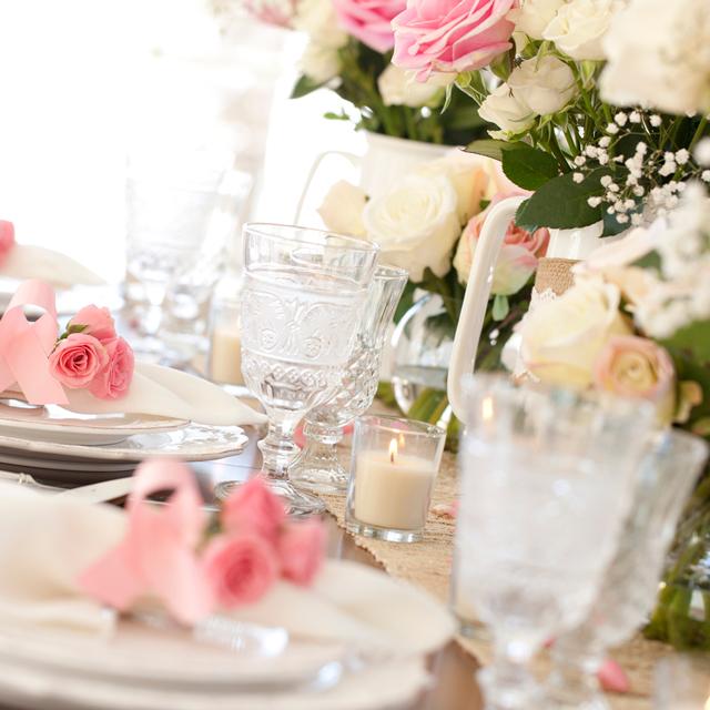春の結婚式にふさわしい会場装花 コーディネート集 結婚ラジオ